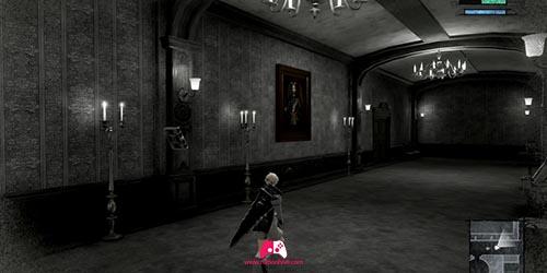 Retourner dans le couloir