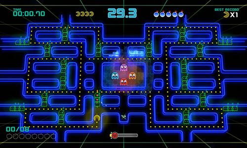 Guides et soluces de Pac-Man Championship Edition 2