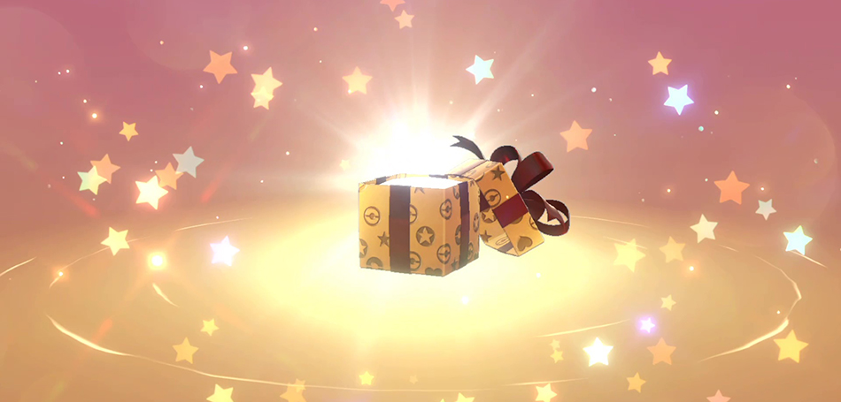 Cadeau Mystère