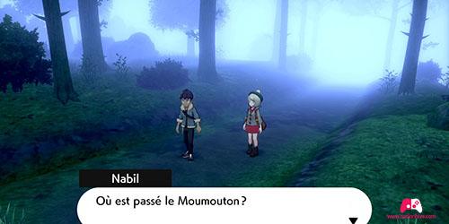 Recherche de Moumouton