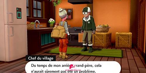 Chef village