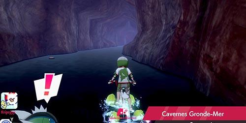 Caverne Gronde Mer