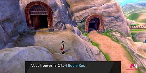 CT54 Boule Roc