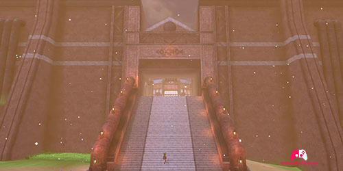 Escaliers de Motorby