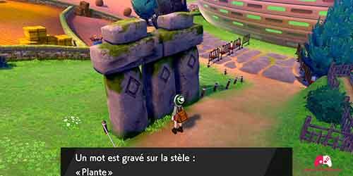 Première Stèle