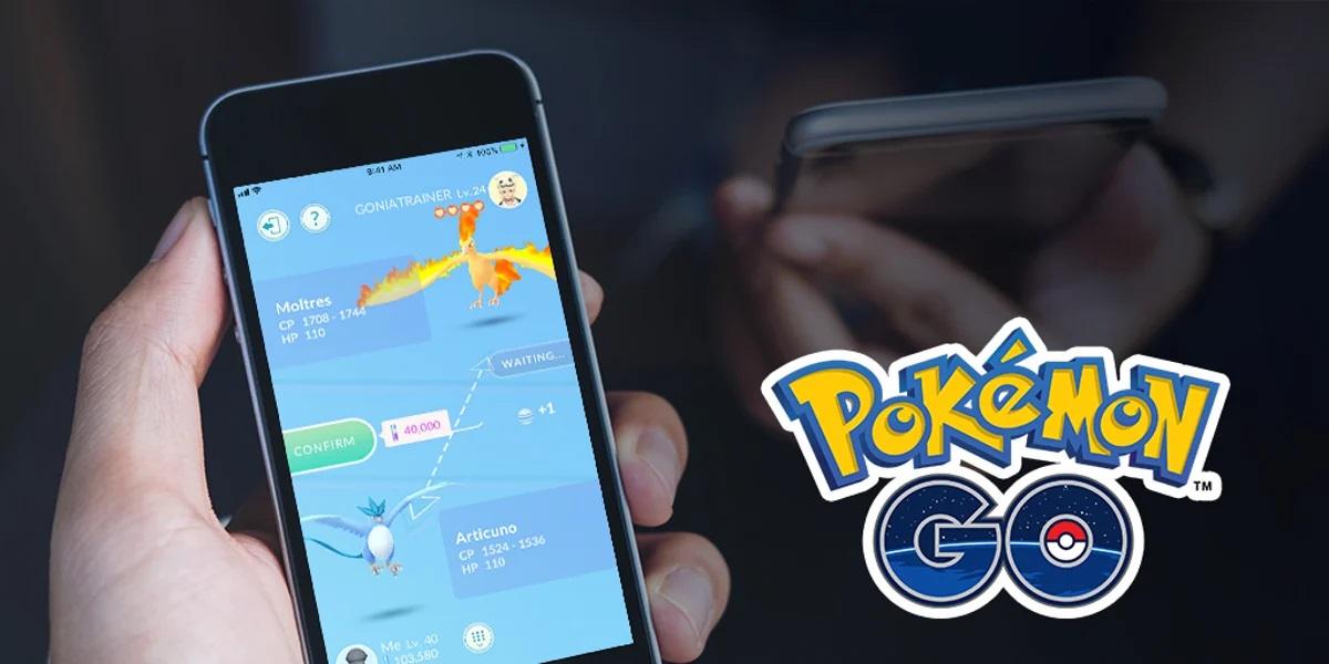 Codes amis pour Pokémon Go