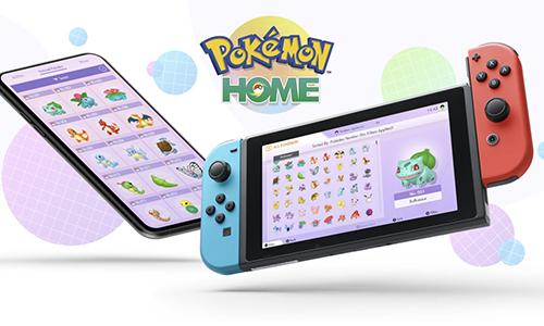 Astuces de Pokémon Home