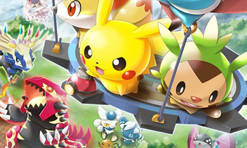 Guides et soluces de Pokémon Rumble Rush