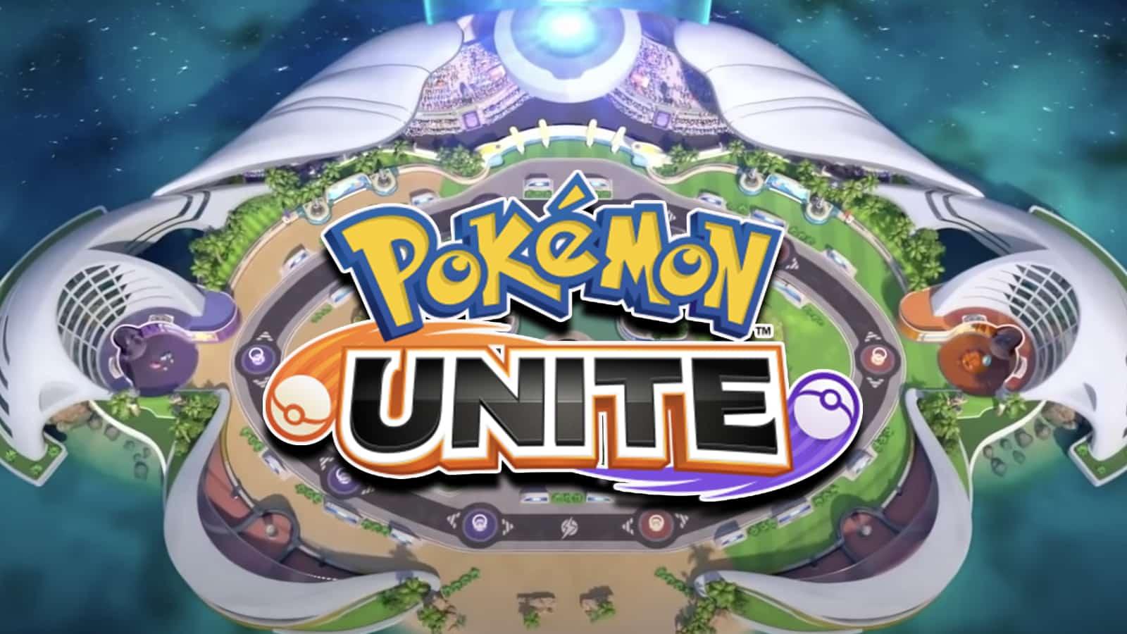 Comprendre l'arène dans Pokémon Unite