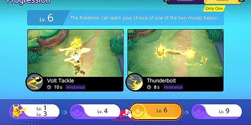 Détail d'un Pokémon
