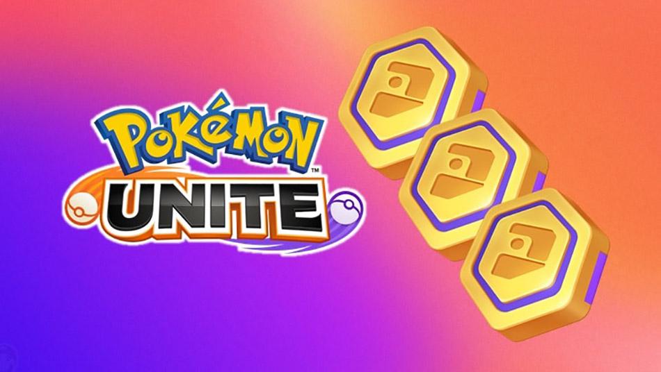 Les monnaies de Pokemon Unite