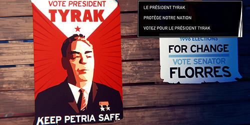 Affiche de Tyrak