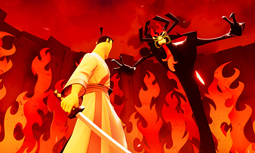 Guides et soluces de Samurai Jack: Battle Through Time