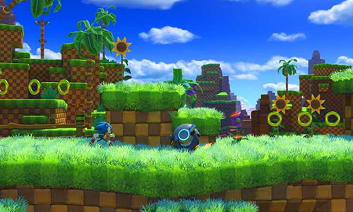 Guides et soluces de Sonic Forces