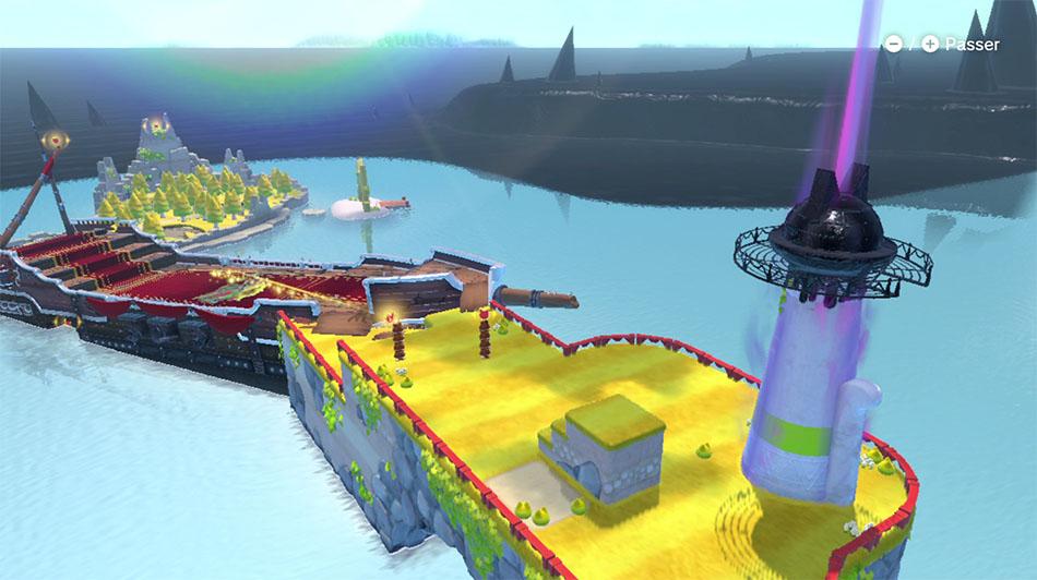 Soluce de Île des Pas de velours de Bowser's Fury