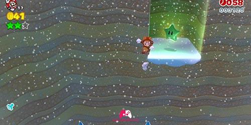 Double saut de l'étoile 3