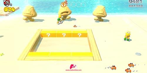 Goomba de sable