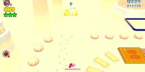 Emplacement du tampon