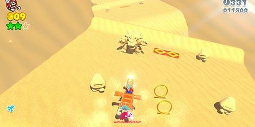 Bowser de sable