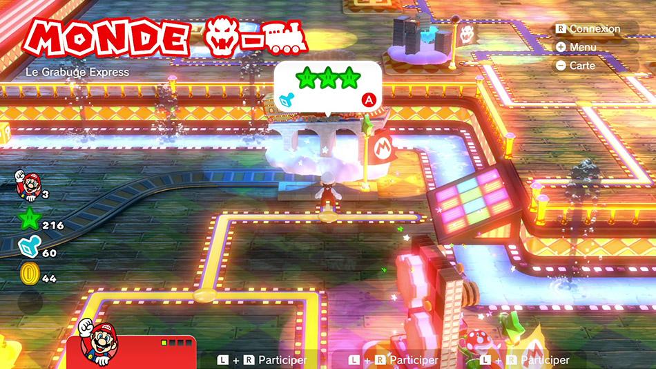 Soluce du Monde Bowser-Train : Le Grabuge Express de Super Mario 3D World