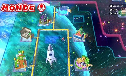 Guides et Soluces du monde du Champignon de Super Mario 3D World