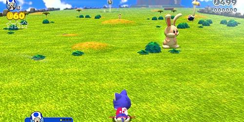 Poursuivre le lapin
