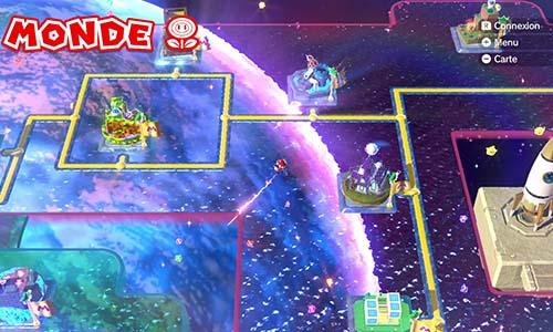 Guides et Soluces du monde du Fleur de Super Mario 3D World