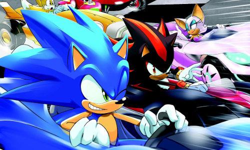 Guides des courses de Team Sonic Racing