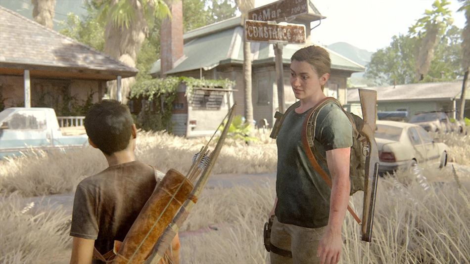 Soluce du niveau 2425 Constance de The Last of Us : Part II