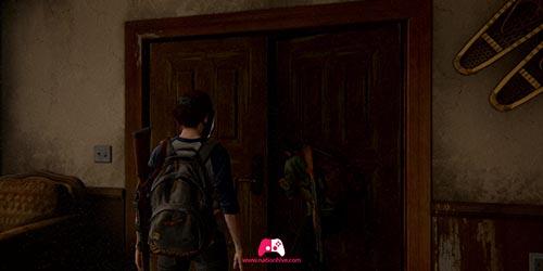 Ouvrir la porte