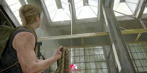 Lancer la corde