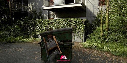 Déplacer la poubelle
