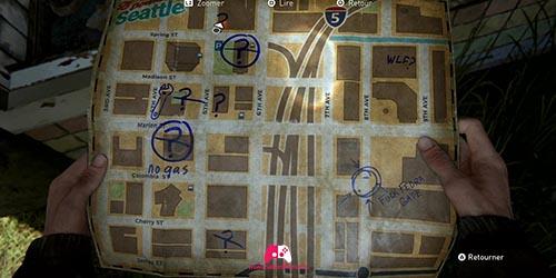 Carte du coffee ruston