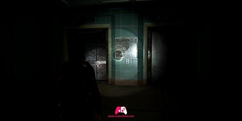Ascenseur du tribunal