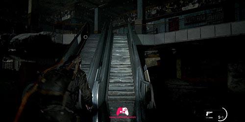 Montez l'escalator