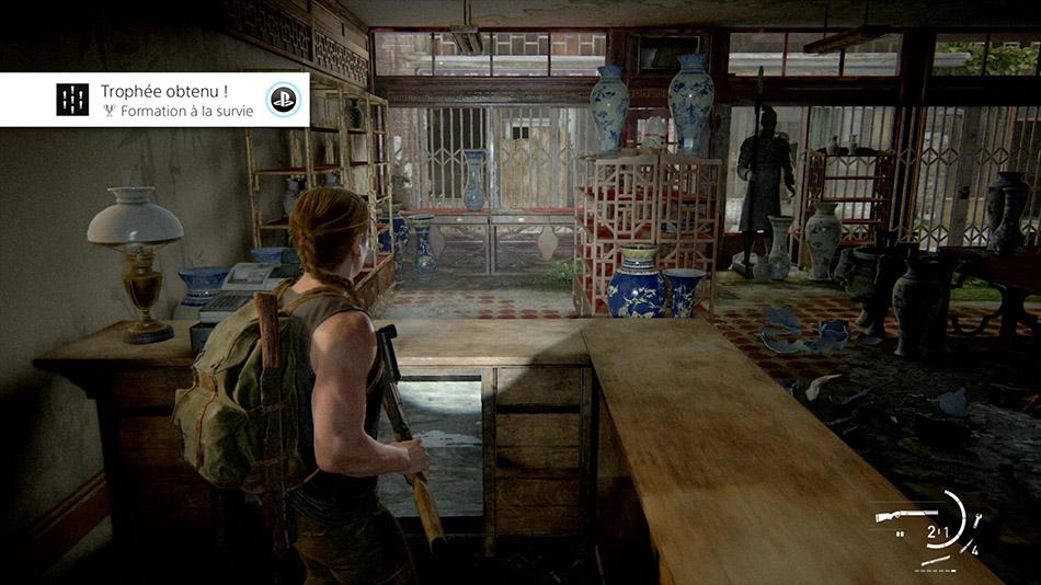 Comment obtenir le fusil de chasse dans The Last of Us : Part II