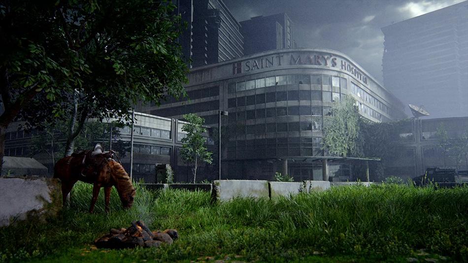 Guide du niveau l'hôpital Sainte-Marie de The Last of Us Part II