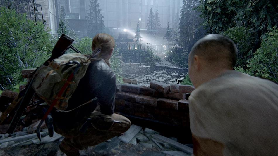 Soluce du niveau L'épicentre de The Last of Us : Part II