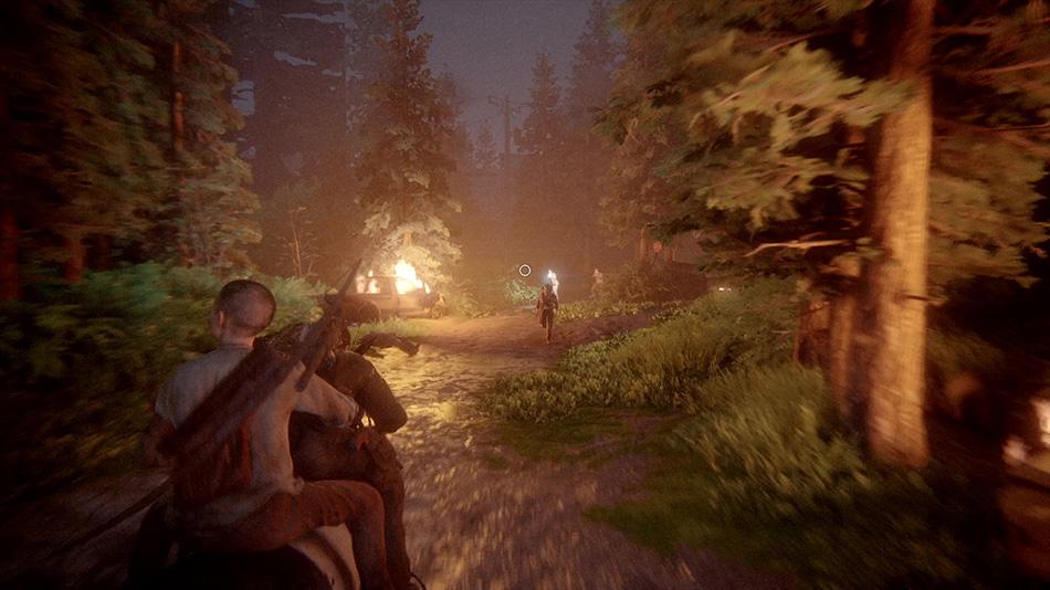 Soluce du niveau La fuite de The Last of Us : Part II