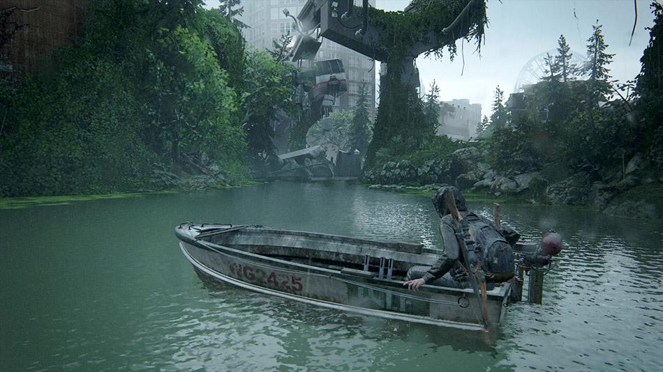 Guide et soluce de La ville inondée
