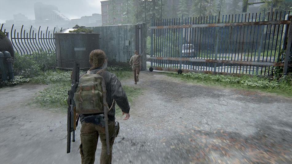 Soluce du niveau Le Raccourcie de The Last of Us : Part II