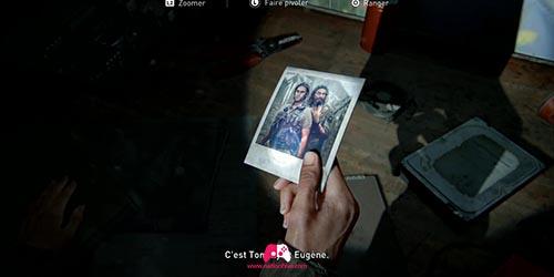 Artéfact Photo d'Eugène et Tommy