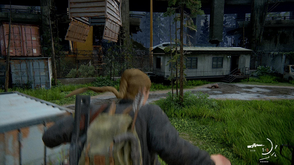 Soluce du niveau Retour sur la côte de The Last of Us : Part II