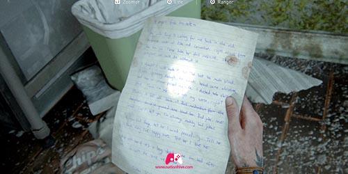 Lettre d'un mari mourant
