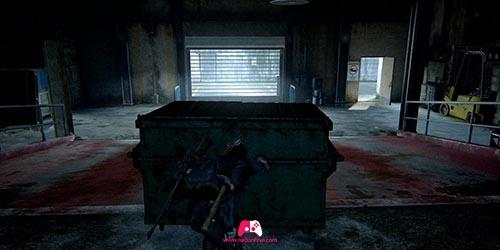 Lacher la poubelle