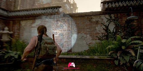 Monter par dessus le mur