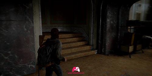 Montez les escaliers