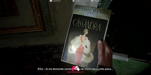 Programme de Cassandre