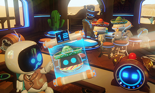 Guides et soluces de The Playroom VR
