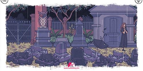 Détruire les pierres tombales